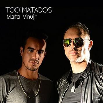 Marta Minujin (feat. Mariano Nuñez, Liliana Parafioriti)