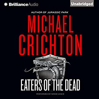 Page de couverture de Eaters of the Dead