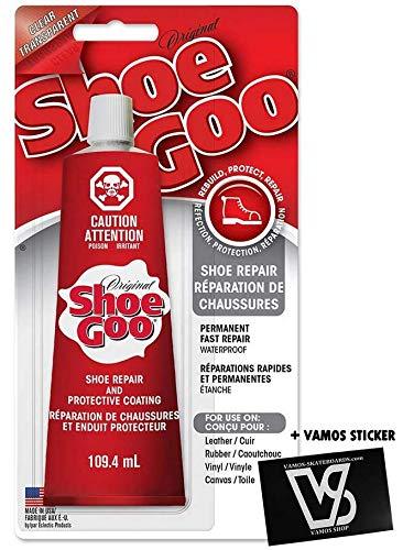Shoe Goo Clear 109,4ml + Vamos Sticker