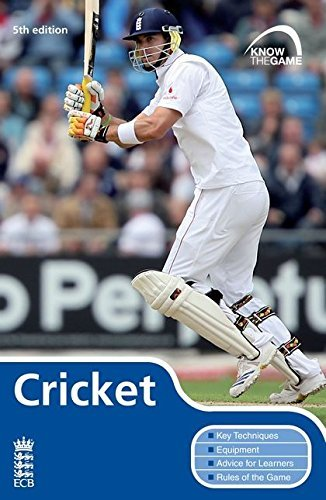 Cricket (Know the Game) by England And Wales Cricket Board (2009-06-30)