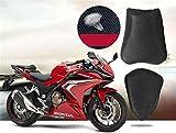 LIBEI Accesorios de Motocicleta Protector Solar Motocicleta Cubierta del Asiento previene Toma el Sol en el Asiento Vespa Aislamiento térmico Cojín en Forma for Honda CBR500R 2020