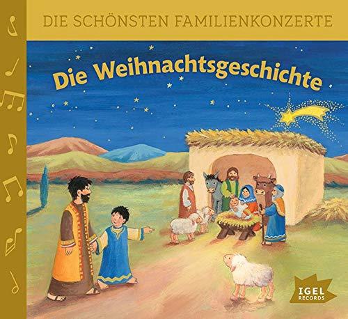 Die Weihnachtsgeschichte Titelbild