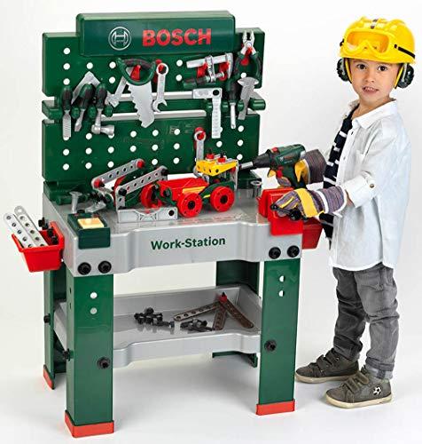 Theo Klein 8485 – Bosch Werkbank Nummer 1  2016, Baukästen - 4