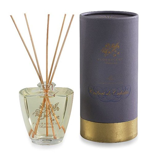 Florascent Cédrat de Calabre Parfum d'Ambiance de Luxe, 250 ml