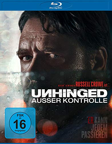 Unhinged - Ausser Kontrolle [Blu-ray]