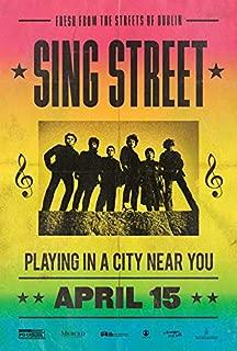 Sing Street Movie Poster 27 x 40 Style B Unframed