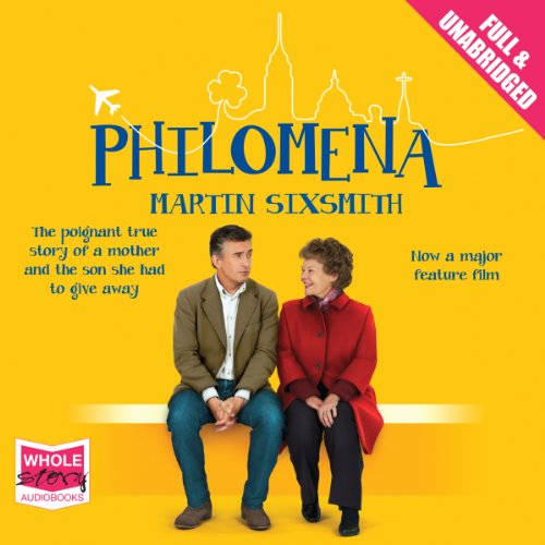 Philomena audiobook cover art