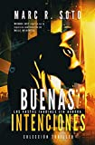 BUENAS INTENCIONES: Los vastos jardines sin aurora | Thriller | Crimen | Misterio | Novela Negra (Miranda Grey nº 2)