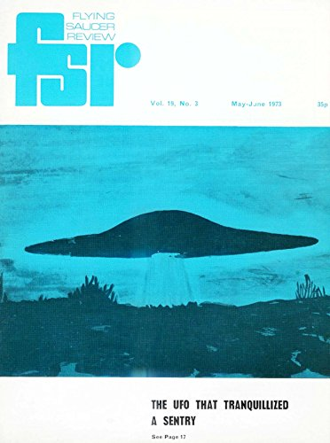 Flying Saucer Review - Vol. 19, N. 3: May-June 1973 (FSR) (English Edition)