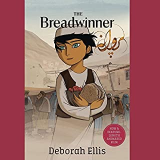 The Breadwinner                   Written by:                                                                                                                                 Deborah Ellis                               Narrated by:                                                                                                                                 Rita Wolf                      Length: 2 hrs and 59 mins     7 ratings     Overall 4.1