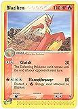 Pokemon - Blaziken (15) - EX Ruby and Sapphire