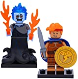 LEGO 71024 Disney Serie 2 Minifigura: #13 Hades And #14 Hrcules