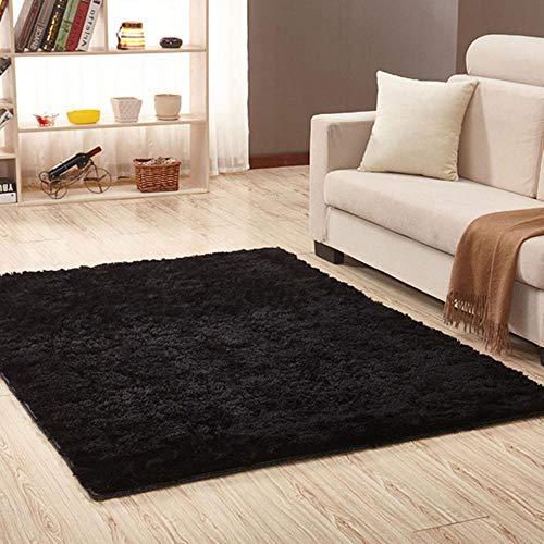 Zzxx Carpet for Living Room Home Warm Plush Floor Rugs Fluffy Mats