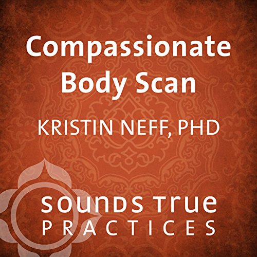 Compassionate Body Scan audiobook cover art