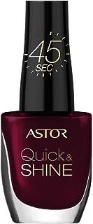 Astor Quick & Shine Esmalte de Uñas Tono 302 Glass of Wine - 8 ml