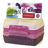 Emsa 517052Varia Bolo 4DE Mitad de Fuentes de Girls de Juego, plástico,...