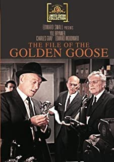 The File Of The Golden Goose by Yul Brynner