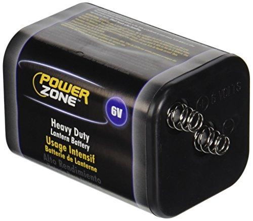POWER ZONE 4R25 Heavy Duty 6V Lantern Battery