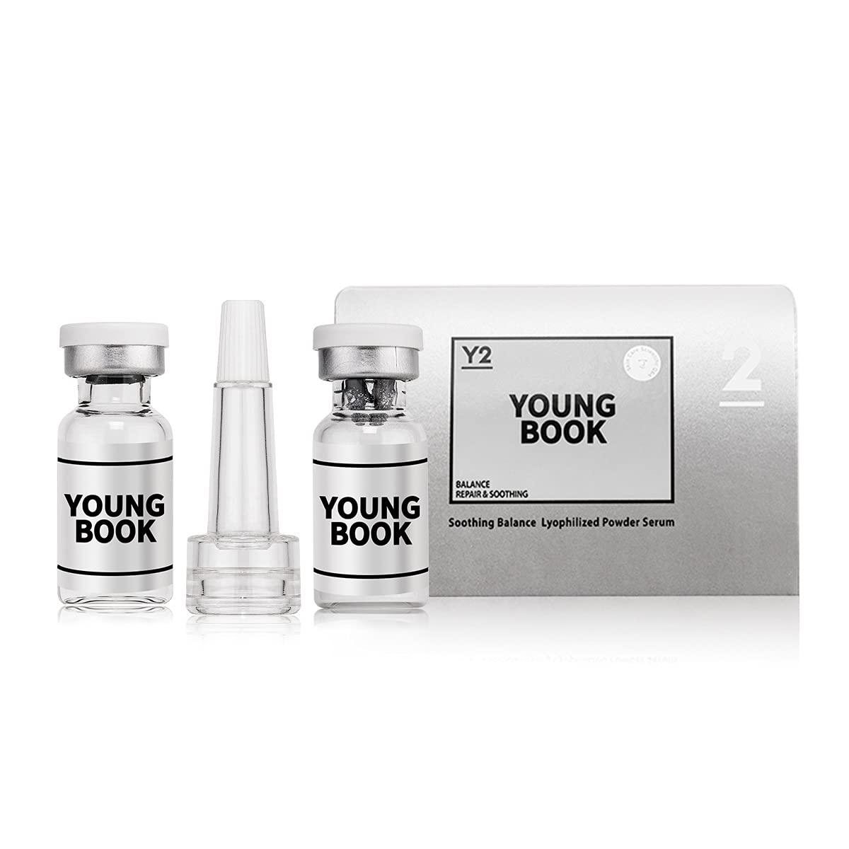 YOUNGBOOK Soothing Balance Lyophilized Powder Repairi Skin List price Austin Mall Serum