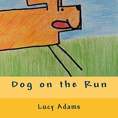 Dog on the Run audiobook cover art