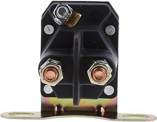 Magnetschalter 12V 3 Anschlüsse passend für MTD 725-0530 725-0771 Rasentraktor