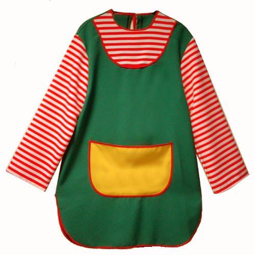 Kinder-Kostüm Grünes Kleid, Gr. 152-164 PREISHIT