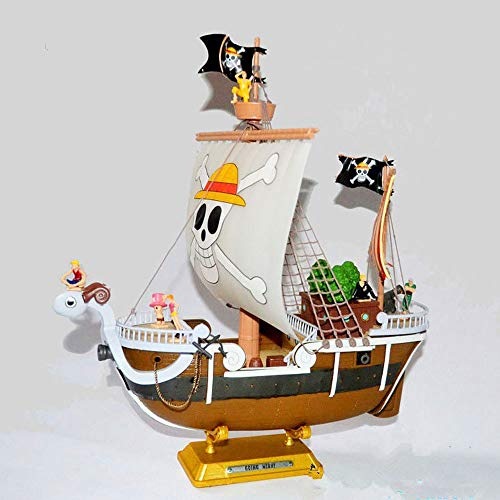 SDFDSSR One Piece Anime Doll Dos años después, el Barco Pirata Sonny...