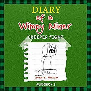 Diary Of A Wimpy Miner audiobook cover art