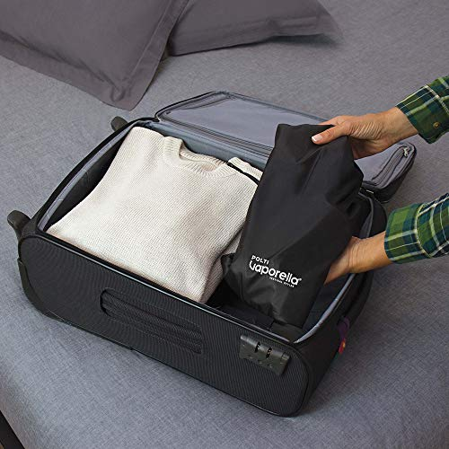 Polti Vaporella Vertical Styler GSM20, Stiratrice Verticale Portatile, Leggera e Compatta, Adatta su Tutti i Capi ed i Tessili di Casa