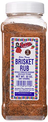 Bolner's Fiesta Extra Fancy Brisket Rub, 32 oz