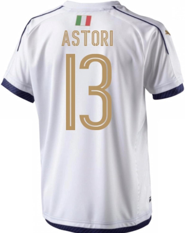 2006  Tribute Away Football Soccer T-Shirt (Davide Astori 13)