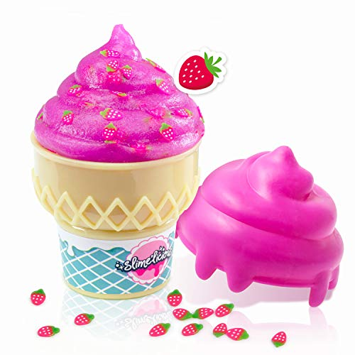SO SLIME SSC 07 So DIY - Kit shaker per produrre la tua slime profumata gelato, Slimelicious Ice Cream