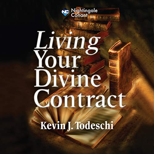 Living Your Divine Contract cover art