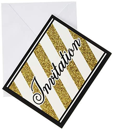8 cartons d'invitation \