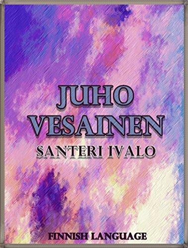 Juho Vesainen: Finnish Language (Santeri Ivalo Books Series) (Finnish Edition)