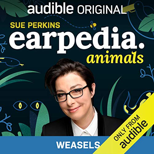Ep. 13: Weasels audiobook cover art