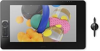 Wacom DTK2420K0 Cintiq Pro 24 Creative Pen Display – 4K Graphic Drawing Monitor with 8192 Pen Pressure and 99% Adobe RGB ,...