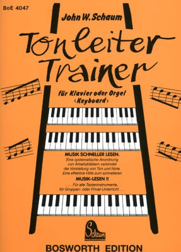 TONLEITER-TRAINER PIANO