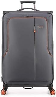ANTLER Softside Suitcase, Large, Grey