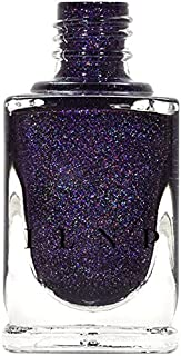 ILNP Lulu - Deep Grape Holographic Nail Polish