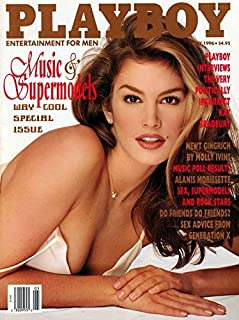 Playboy Magazine May 1996