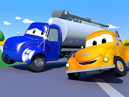 gasoline truck toy - 3