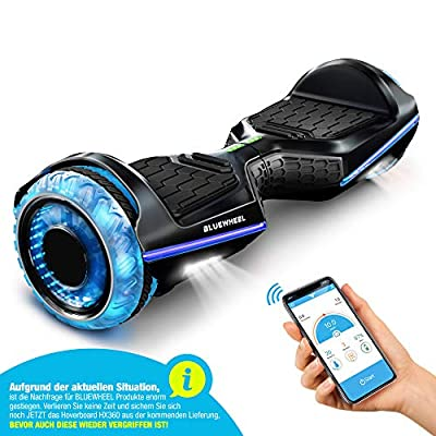 """Bluewheel 6,5"""" Premium Hoverboard HX360 