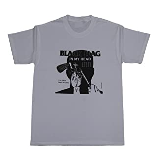 Best black flag in my head shirt Reviews
