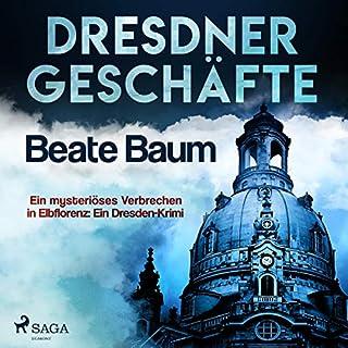 Dresdner Geschäfte. Ein mysteriöses Verbrechen in Elbflorenz Titelbild