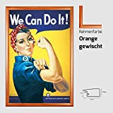 Kunstdruck Poster - We Can Do It Maxi Poster 61 x 91,50 cm