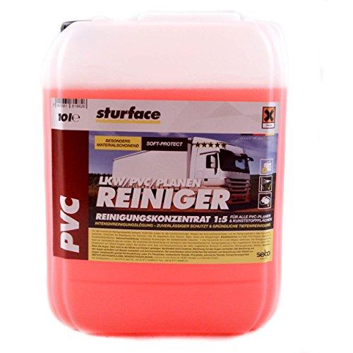 LKW Planenreiniger 10 Liter Reinigungskonzentrat bis zu 1:5 verdünnbar