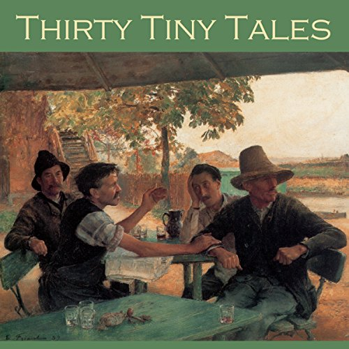 Thirty Tiny Tales audiobook cover art