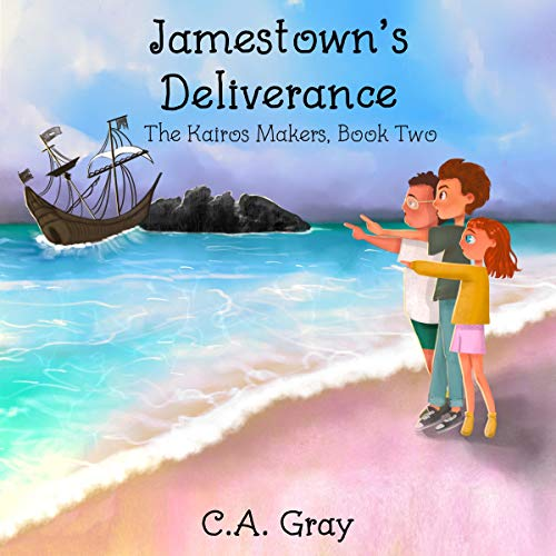 Jamestown's Deliverance  By  cover art