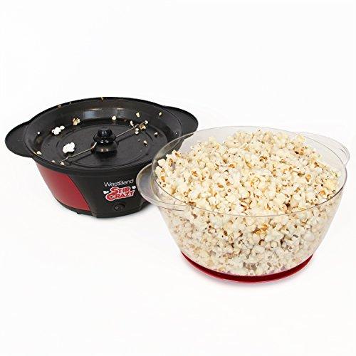 West Bend Stir Crazy Popcorn Machine (Discontinued by Manufacturer)